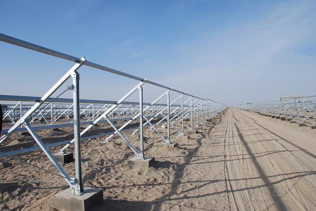 Supports de montage pour panneaux solaires