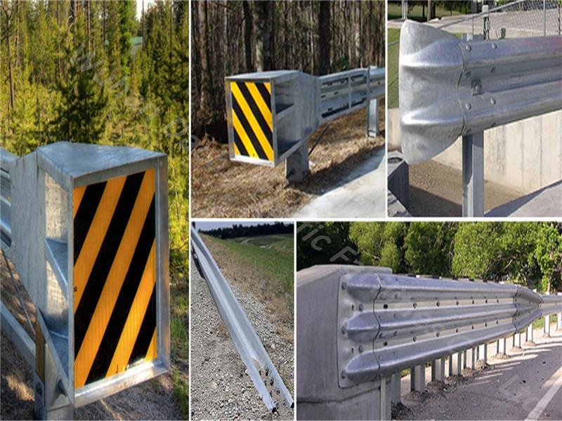 Terminaux de pont de haute qualité pour le système GuardRail